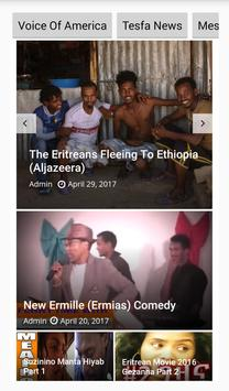 Eritrean News apk screenshot