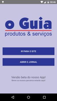 O Guia Produtos & Serviços poster