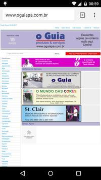 O Guia Produtos & Serviços screenshot 1