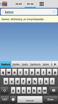 Kamus Mini English Malay screenshot 4