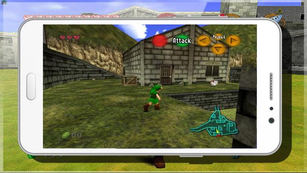 the legend of zelda ocarina of time para android apk
