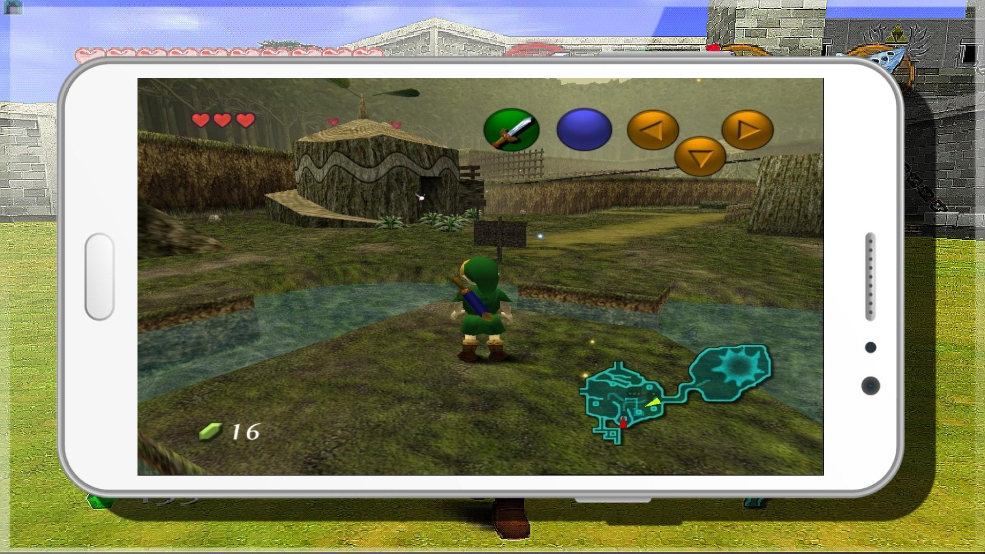 guide zelda ocarina of time for Android - APK Download