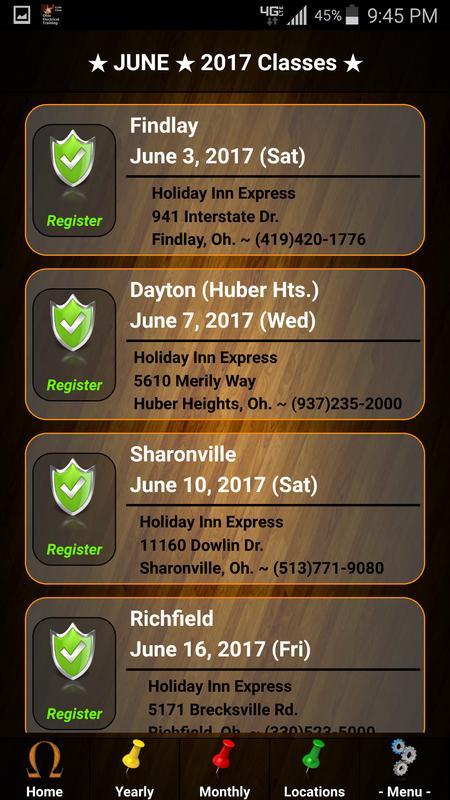 Ohio Electrical Code Classes APK تحميل - مجاني تعليم تطبيق لأندرويد ...