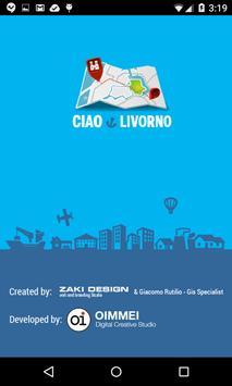 Ciao Livorno poster