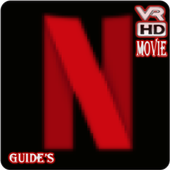 Guides: Netflix VR Movie HD/3D icon