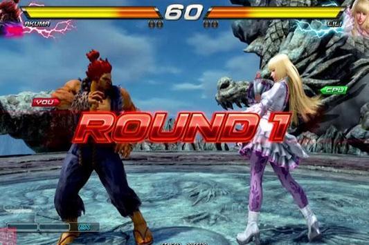 Guide Tekken7 poster