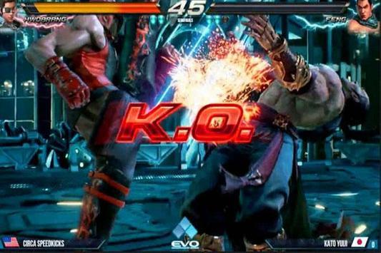 Guide Tekken7 apk screenshot