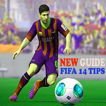Guide FIFA 14 Tips poster