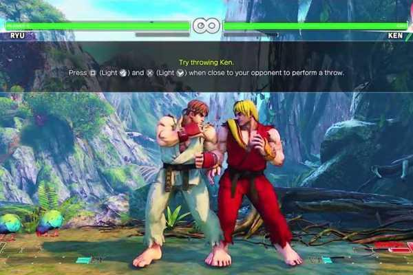 Full Trick Street Fighter 5 cho Android - Tải về APK