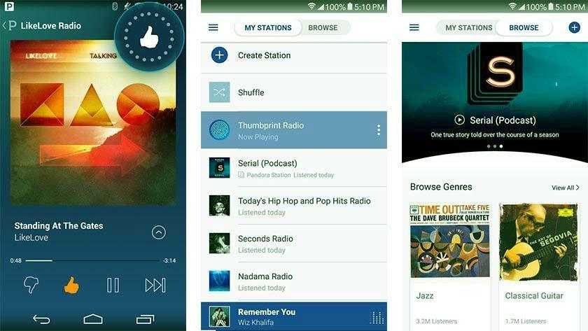 Guide Pandora Music App Hd Pro for Android - APK Download