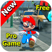 Guide Super Mario Odyssey Game Pro icon
