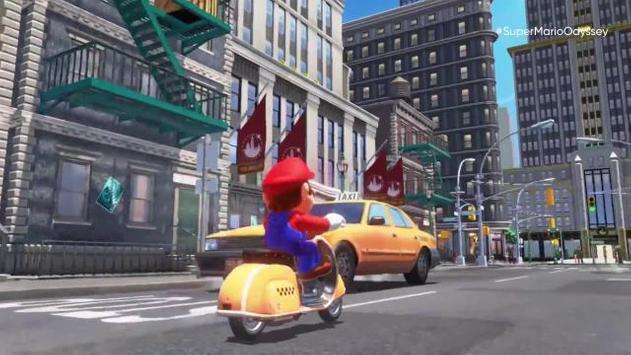 Guide Super Mario Odyssey Game Pro screenshot 1