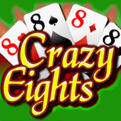 Crazy Eights (8s) FREE icon