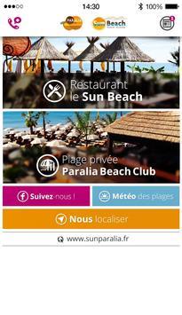 SunParalia poster