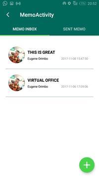 Alfones Virtual Office screenshot 2