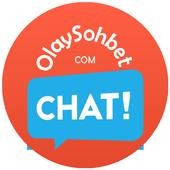 OlaySohbet -Mobil Sesli Sohbet icon
