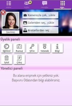 OlaySohbet -Mobil Sesli Sohbet apk screenshot