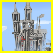 Old Castle Map for Minecraft icon
