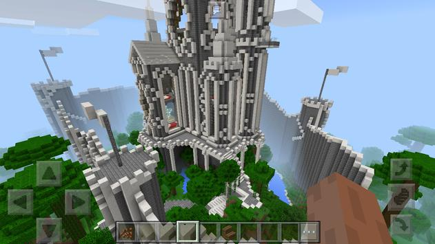Old Castle Map for Minecraft screenshot 21