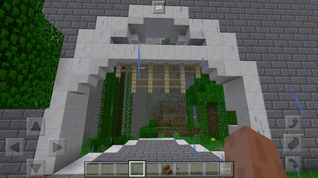 Old Castle Map for Minecraft screenshot 2