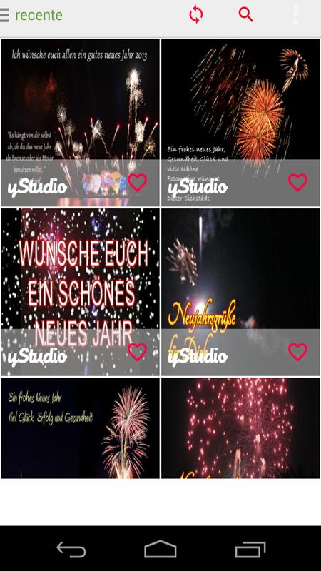 Frohes Neues Jahr for Android - APK Download