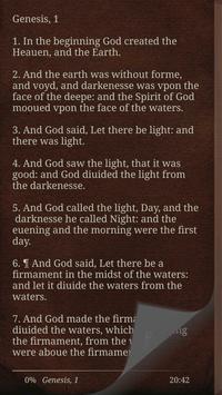 1611 King James Bible Version screenshot 3