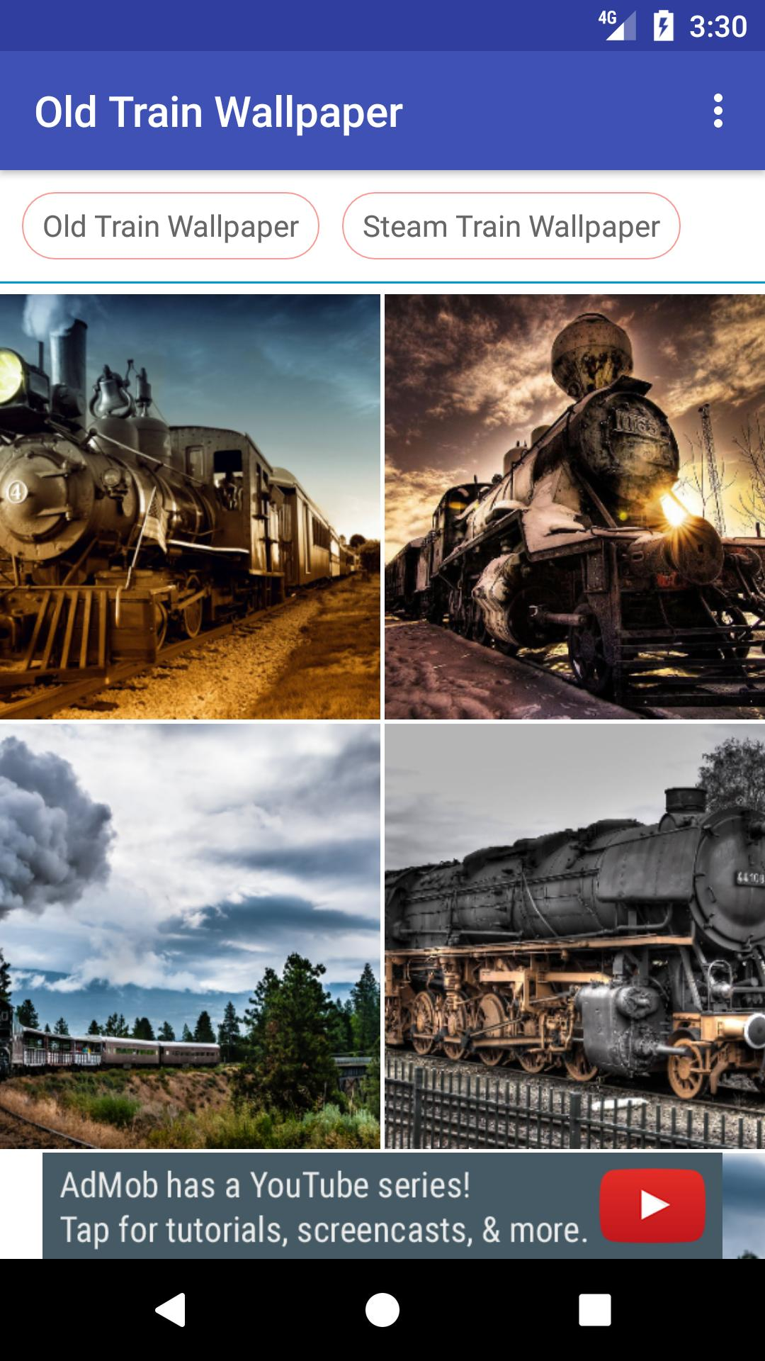 Old Train Wallpaper Hd Free For Android Apk Download