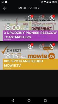 Event Lista screenshot 4