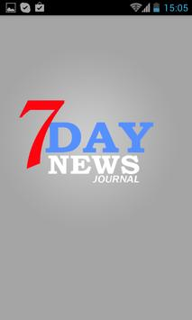 7Day News Journal poster