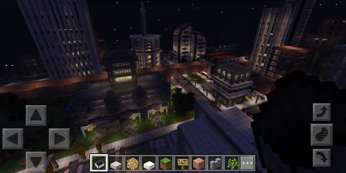 Marcos Angeles 1 mapa de Minecraft 🌆 Descarga APK - Gratis ...