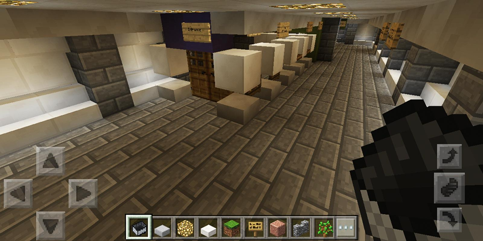 Frames Angeles 1 Minecraft map 🌆 APK Download - Free Entertainment ...