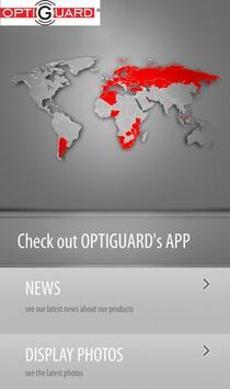 Optiguard GO poster