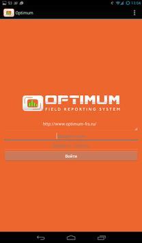 Optimum poster