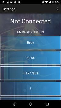 Arduino Bluetooth Home apk screenshot