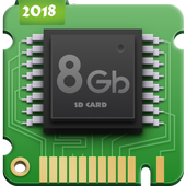 8 GB Sd Card Formatter & Storage Facilities : 2018 icon