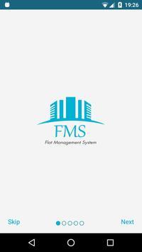 Flat Management System poster