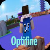 Optifine Minecraft PE icon