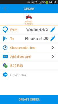 Click Taxi apk screenshot