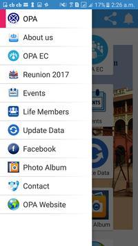 Old Placidians' Association - OPA apk screenshot