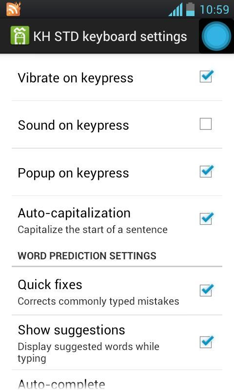 Khmer Standard Keyboard for Android - APK Download