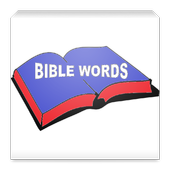 Bible Words with Meaning icon