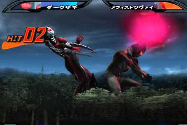 Ultraman nexus ps2 download