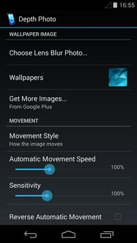Depth Photo 3D Live Wallpaper screenshot 3