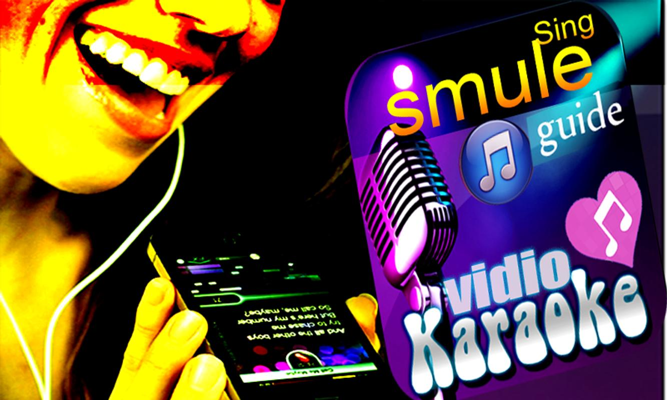 how to use smule sing