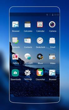 Theme for Oppo U3 HD screenshot 1