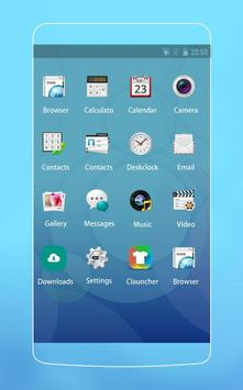 Theme for Oppo A33: Well-designed Icons screenshot 1