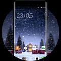 Merry Christmas Theme for Oppo A57 Xmas Wallpaper