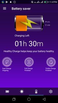 Battery saver for oppo apk screenshot