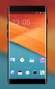 ColorOS Launcher Theme for Oppo F3 Wallpaper poster