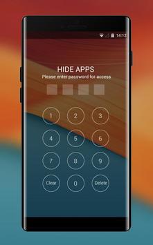 ColorOS Launcher Theme for Oppo F3 Wallpaper screenshot 2